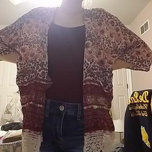 Xhilaration Kimono
